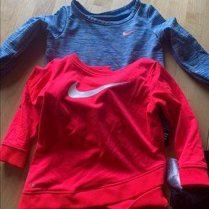 Nike Shirts Baby Bundle 6-12 months